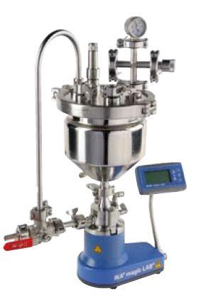 Módulo Microplanta com vácuo para dispersor magic Lab